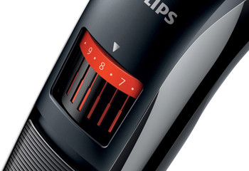 Philips Trimmer QT4011/15 Blade Adjustments