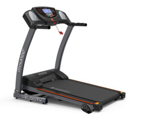Cockatoo Velocity Steel DC Motorized Treadmill best treadmill in india
