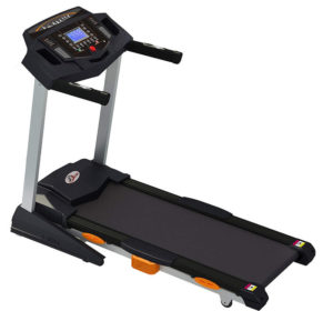 Durafit - Heavy hike 2.5HP motorized treadmill best treadmill in India