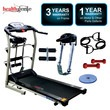HealthGenie 4112M best treadmill in india_110
