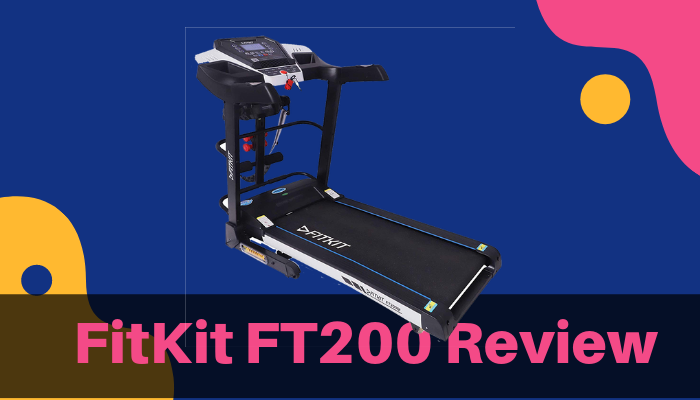 FitKit FT200 Treadmill Review Header Banner