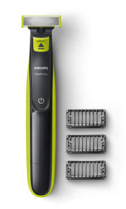 Philips One Blade Hybrid trimmer and shaver - philips trimmers compared