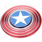 Captain America Fidget Spinner_2