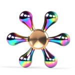 Rainbow Fidget Spinner Metal
