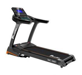 TAC-360 AC Motorized Treadmill with Auto Lubrication & Auto Incline