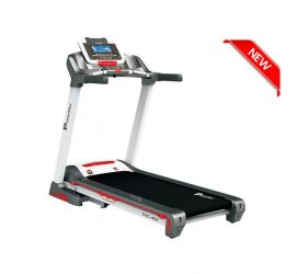 TAC-400Semi-Commercial AC Motorized Treadmill with Android & iOS App