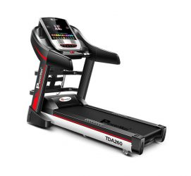 """TDA-260 Multifunction Treadmill with 7"""" TFT Color Touch Screen"""