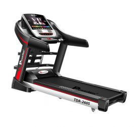 """TDA-260S Multi-function Treadmill with 10.1"""" Full HD Digital TFT Touch Screen"""