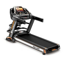 """TDA-330S Multi function Treadmill with 7"""" Touch Screen powered by Android OS"""