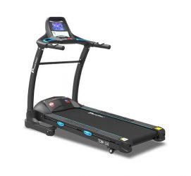 """TDM-110 Motorized Treadmill with 7.2"""" Vivid Color Display"""
