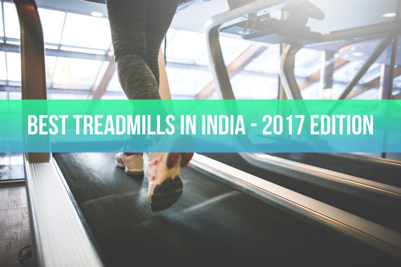 Treadmills for home use in India
