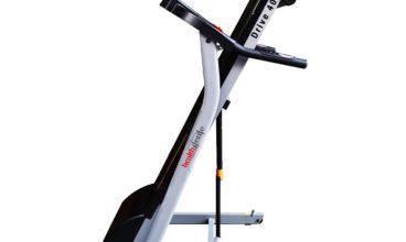 folded treadmill - treadmill buying guide