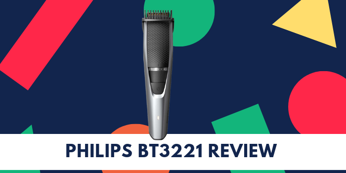 Philips BT3221 Review Header